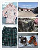 Entrepôt mélangé et vente en gros en bloc du vêtement utilisé d'occasion pour le marché africain (FCD-002)