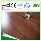 Requeijão de água de teca de 8mm Straight Edge Double Click Flooring Flooring
