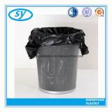 Sac d'ordures de LDPE de noir des prix de constructeur