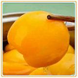 Pêssegos amarelos enlatados, /Can enlatado