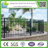 住宅および商業のための4ftx8FTの鉄の塀