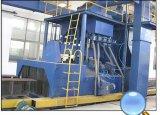 Ligne de traitement préparatoire de plaque en acier