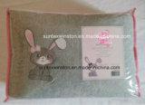 Комплект бампера младенца с приспособленным одеялом бампером листа и шпаргалки