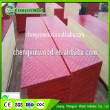 onder ogen gezien Triplex van de Bekisting van de Melamine WBP van 18mm het Concrete Film van Fabriek Linyi