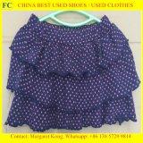 Vêtements utilisés mélangés par été de seconde main de Chine