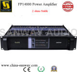 14000W 2 CH High Voltage Operational Karaoke Amplifier