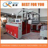 Máquina bicolor de la protuberancia de la estera de la bobina del PVC