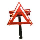 Автомобиля безопасти движения типа США наборы Pjfl204 треугольника пластичного предупреждающий