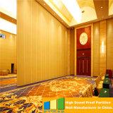 Sistemas superiores de la pared de partición de Hunging para la sala de reunión