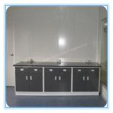 Banc de laboratoire en acier utilisé en métal de salle de classe d'école
