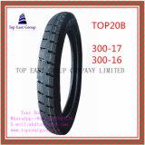 300-17, gute Qualitätsmotorrad-inneres Gefäß der langen Lebensdauer-300-16, Motorrad-Reifen