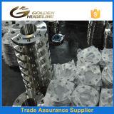 ASTM A182 F316Lのステンレス鋼の溶接首のフランジ