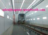 Cabina de aerosol del carro/sitio de la pintura/compartimiento seco para el omnibus y los muebles grandes