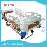 Ce, cama de hospital eléctrica de función triple de la ISO (motor de Linak)