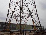 Torre de aço Self-Supporting galvanizada a quente