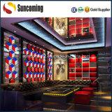 스테이지 쇼 3D 벽 놀라운 장식 LED 무대 조명