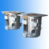 Industrial Se forno de fusão de indução para fundição de ferro, alumínio, latão