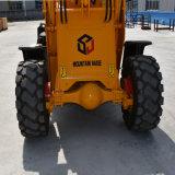 Chargeur automatique de roue de boîte de vitesses hydraulique de fabrication de la Chine mini
