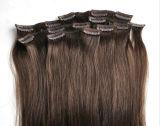 Зажим в качестве выдвижений волос верхнем