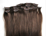Klipp in den Haar-Extensionen hochwertig