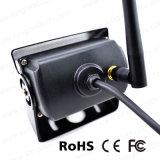 7inch防水逆のカメラが付いている無線手段の背面図システム
