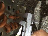 Condensateur de cuivre à ailettes (échangeur de chaleur)