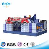 Bouncer inflável LG9010 do tema do projeto de Cocowater