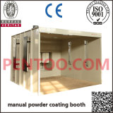 Camminata in Type Manual Powder Coating Booth