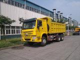 Sinotruck 팁 주는 사람 트럭 10 타이어 팁 주는 사람 트럭