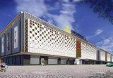 Edifício pré-fabricado do supermercado da construção de aço (KXD-pH34)