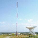 Гальванизированная высоким качеством стальная башня Guyed телекоммуникаций связи решетки