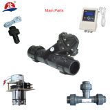 Integrierte Wasser-Filtration/erweichendes System mit Stagers und Ventil-Nest