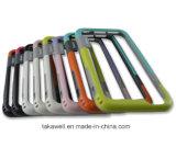 携帯電話のアクセサリPC+TPUはiPhone 6の6s防水ケースのためのセルまたは携帯電話カバー箱を防水する