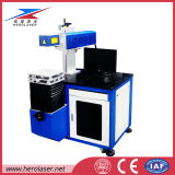 Máquina de grabado láser de CO2 de madera, bambú, papel, cuero, vidrio, acrílico grabado