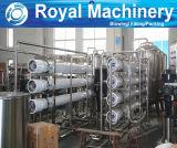 Ro-Wasseraufbereitungsanlage beenden
