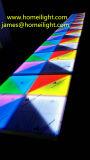 Indicatore luminoso 25 Pices della fase del pavimento di Dancing di colore LED di 1m*1m RGB