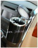 Cenicero del acero inoxidable del coche (JSD-P0117)