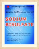 Productos químicos industriales CAS 7681-38-1 (ácido seco) de la piscina del grado del bisulfato del sodio