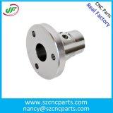 CNCのデッサンRrのサンプルに従う機械化の部品CNCの製粉アルミニウム部品