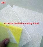 Techo acústico del panel de techo de la tarjeta del techo 600*600