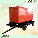 125kVA pouvoir diesel électrique refroidi à l'eau Genset (6BTA5.9-G2)