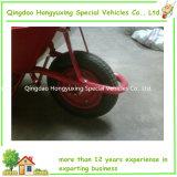 マレーシアの市場(WB6411)のための固体車輪の手押し車
