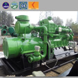 生物量のガス化装置の発電機セットが付いている1MW生物量の気化の発電所