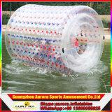 Rouleau de l'eau de PVC de TPU, rouleau gonflable de l'eau, bille humaine gonflable de bulle de l'eau à vendre