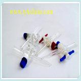 Verrerie de laboratoire Cylindre de mesure Cymbale par verre borosilicate