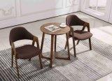 Moderner Stuhl-Speisetisch mit Stuhl-Esszimmer-Möbel-Gaststätte-Stuhl