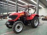 80HP 4WD Tractor van het Landbouwbedrijf van de Motor van EPA de Hydraulische Nieuwe