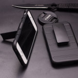 クリップとの電話アクセサリの製造業者のiPhone 7のケース
