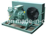 冷凍装置の圧縮機の凝縮の単位