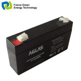 6V4.5ah再充電可能で深いサイクルのAGMによって密封される鉛酸蓄電池